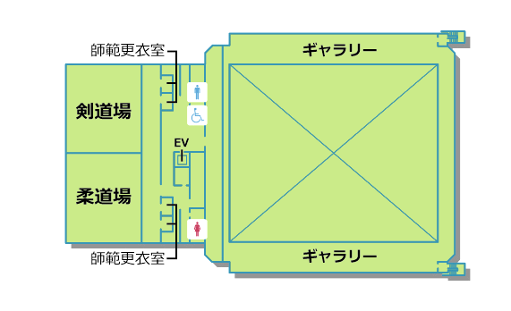 配置図2F