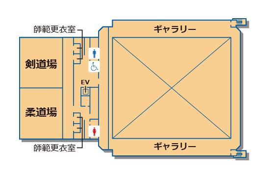 平面図:2F