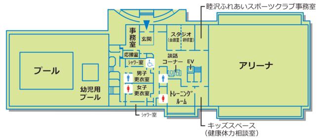 配置図1F